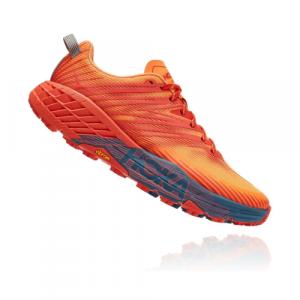 Hoka Speadgoat 4 uomo scarpa running/trail Super ammortizzata suola in Vibram