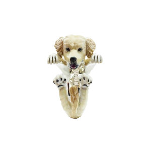 ANELLO HUG GOLDEN RETRIEVER SMALTO DOG FEVER