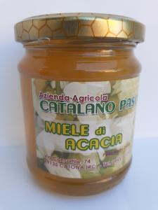 Miele di Acacia 250g. Azienda Agricola Catalano Pasquale Catona (RC)