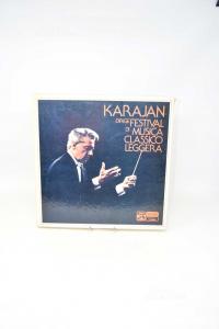 Slipcase Music Classic Karajan Music Classic Light 9 Vinyls
