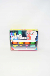 Set 4 Lampadine A Batterie Hany Lux