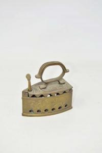 Mini Iron Brass 10x11 Cm