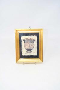 Painting Small With Papiro 14x17 Cm