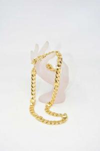 Necklace Chain Golden 70 Cm