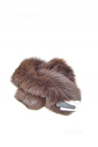 Fur Neck Of Fox Brown