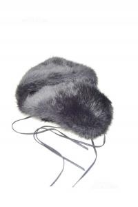 Fur Neck Of Fox Black