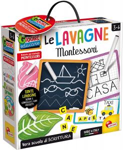 MONTESSORI - Le LAVAGNE