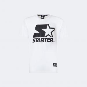 T-SHIRT ICONIC STARTER ® UOMO BIANCO