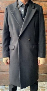 CAPPOTTO LUNGO OVERFIT