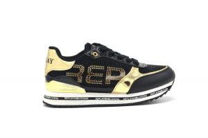 Serpentine sneaker