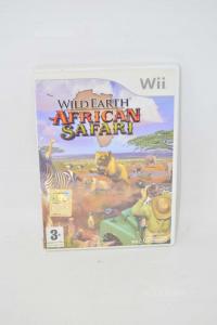 Videogioco Per Wii Wild Earth African Safari