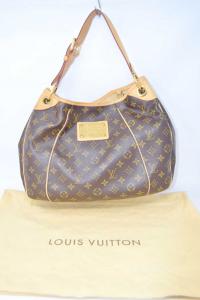 Bag Woman Louis Vuitton Mod.galliera Original Code Fl0059 With Dust Bag
