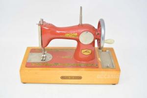 Gioco Vintage Macchina Da Cucire Made In USSR T