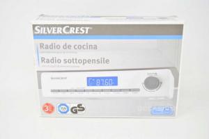 Radio Sottopensile Silvercrest Color White