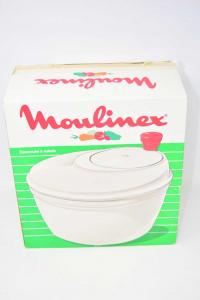Salad Spin-dryer White Moulinex
