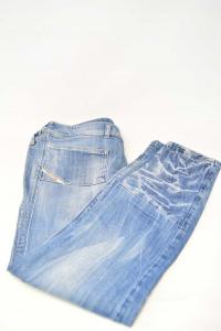 Jeans Woman Diesel Size W31 L32 Mod Hushy Strecht