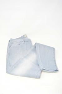 Jeans Woman Gray Calvi Klein Jeans Size W30 L32