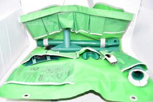 Accessories Worwerk Green For Folletto 8 Pieces + Bag