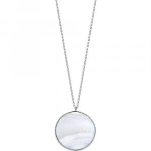 Collana donna in argento 925 Morellato perfetta con madreperla SALX02