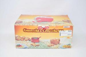 Machine Per Gnocchi And Crocchette Of Potatoes.imperia