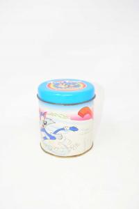 Box Tin Vintage Tiny Toon Adventures 10x11 Cm