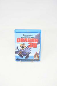 Dvd Blue Ray 3d Dragon