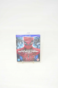 Dvd Blue Ray 3d The Amazing Spider-Man New Sealed
