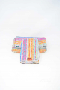 Towels Missoni Small And Big Colored