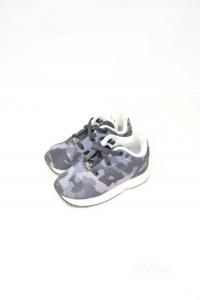 Shoes Boy Adidas Mimetiche Grey N°.21