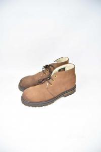 Boots Cherokee N° 40 Brown With Fur Internal