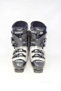 Ski Boots Dolomite D-zero7 N° 45 Black Gray