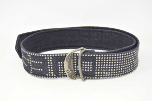 Belt Woman Guess With Jewels 125 Cm