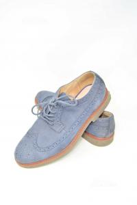 Shoes Man Ralph Lauren Blue Night N° 45