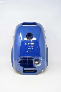 Vacuum Cleaner New Bosh Sphera 30 2000 W Blue Sea
