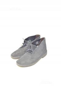 Shoes Clarks Blue Dark N° 41