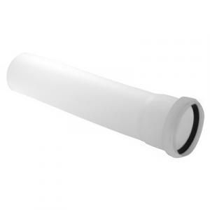 TUBO MONO-PARETE IN PPs H 500 - LINEA CONDENSAZIONE Diam. 80