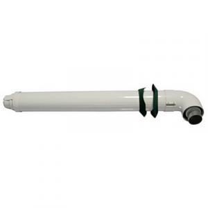 KIT SCARICO COASSIALE 60/100 L.750 CHAFFOTEAUX -