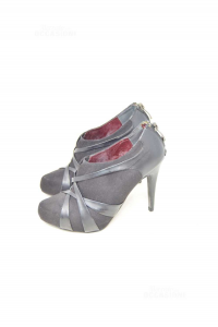 Shoes Col Heel Only Sopranos Black N° 36