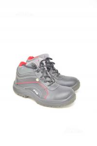 Shoes Accident Prevention Ftg Black New N° 40