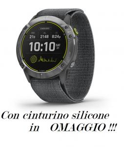 Garmin - Enduro 010-02408-00 + cinturino in OMAGGIO