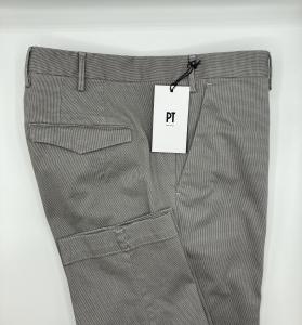 Pantalone cotone stampato PT Torino