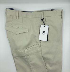 Pantalone cotone microstruttura PT Torino