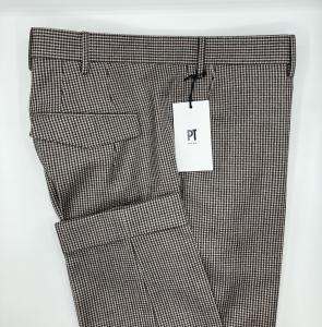 Pantalone fantasia lana PT Torino