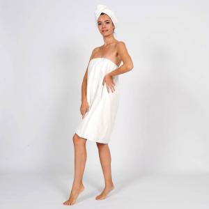Pareo Easy Personalizzabile - Bianco Naturale