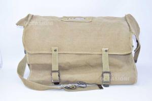 Bag Shoulder Strap Green Mimetic Small
