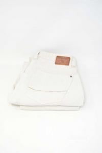 Pantalone Uomo Woolrich Color Ghiaccio Tg.34
