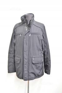 Vest Man Ivi Orxford Black Size.52