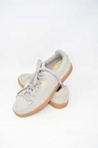 Shoes Unisexpuma Grey New N°.41