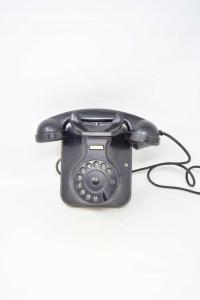 Telephone Sip To Hang - Wall Black