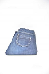 Jeans Donna Diesel Mod. Kycut Scuri Tg 27 34